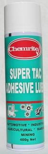 Super Tac Adhesive Lube